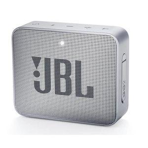 ENCEINTE NOMADE Enceinte bluetooth JBL GO 2 Gris etanche
