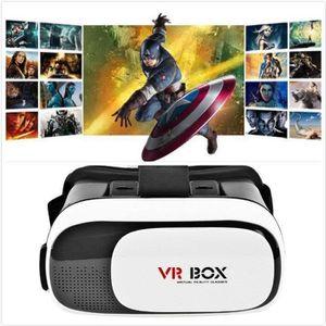 CASQUE RÉALITÉ VIRTUELLE VR casque 3D réalité virtuelle jeux vidéo lunettes