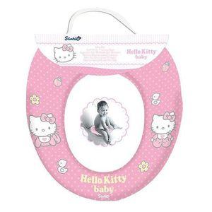 Hello Kitty pour enfant Entra/înement WC rembourr/é avec poign/ées