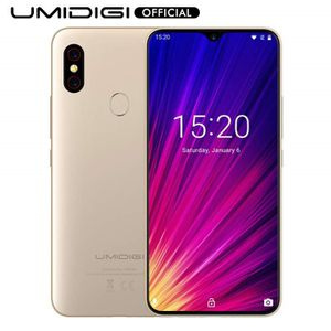 SMARTPHONE UMIDIGI F1 Smartphone 128Go Or Android 9.0 6.3
