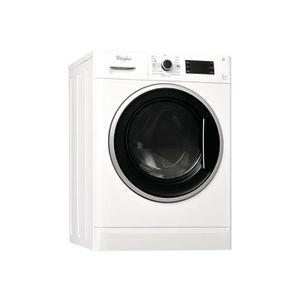 LAVE-LINGE Whirlpool WWDC 9716 Machine à laver séchante pose