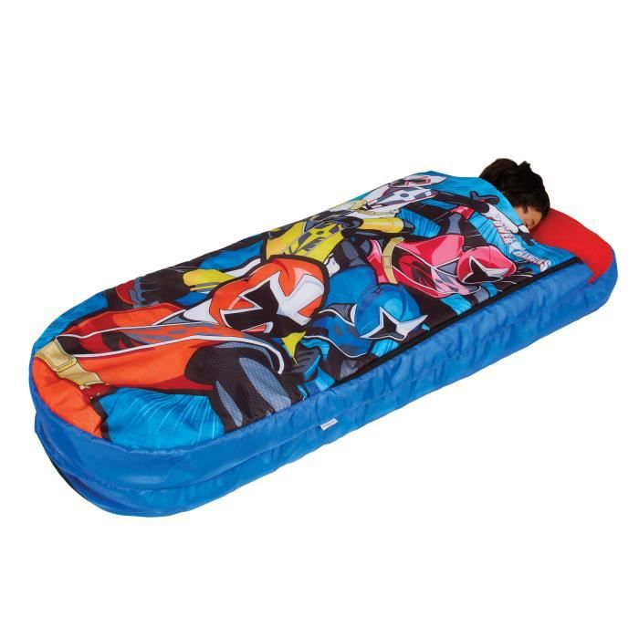 lit gonflable airbed power rangers lit dappoint enfant readybed mate - Lit D Appoint Enfant