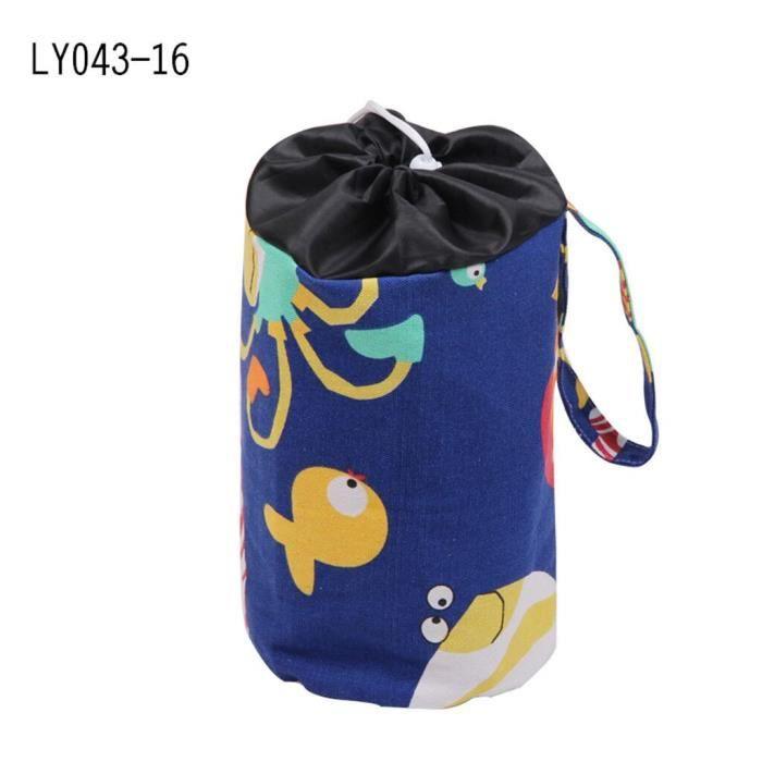 Le sac de stockage de grande capacité joue l'économie de l'espace de stockage empêchent les marchandises de glisser LZQ90530822B_Occ