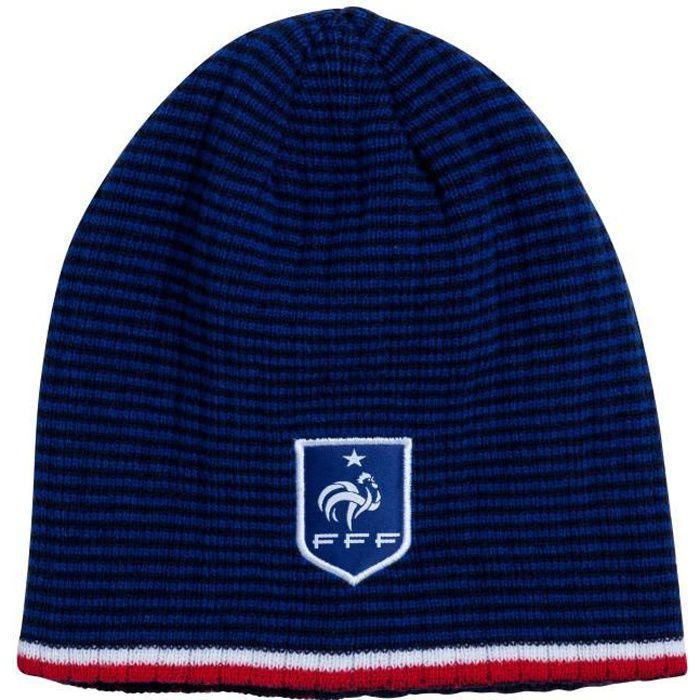 Bonnet FFF - Collection officielle Equipe de France de Football