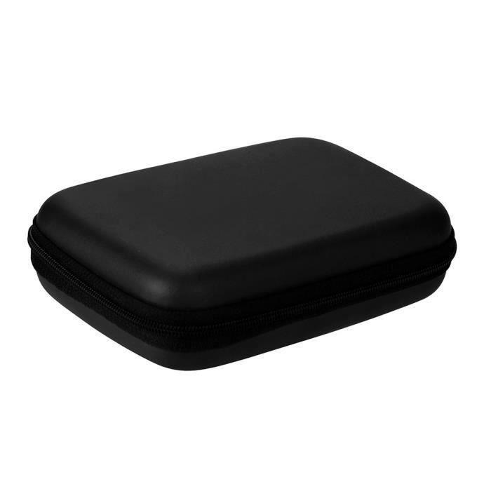 Disques durs externes 2,5 pouces Portable Hard Shell Carry Case Sac pour Seagate BK ZHM70214004BK_2942