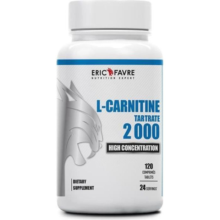 L-Carnitine Tartrate 2000 High Concentration