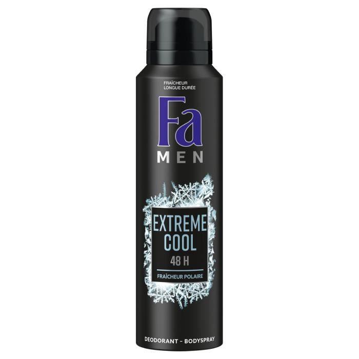 FA Déodorant Extreme Cool - Aérosol - Pour homme - 150 ml