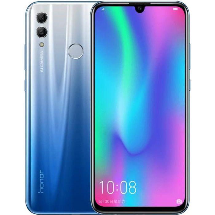 Honor 10 Lite 128 Go Bleu ciel Smartphone