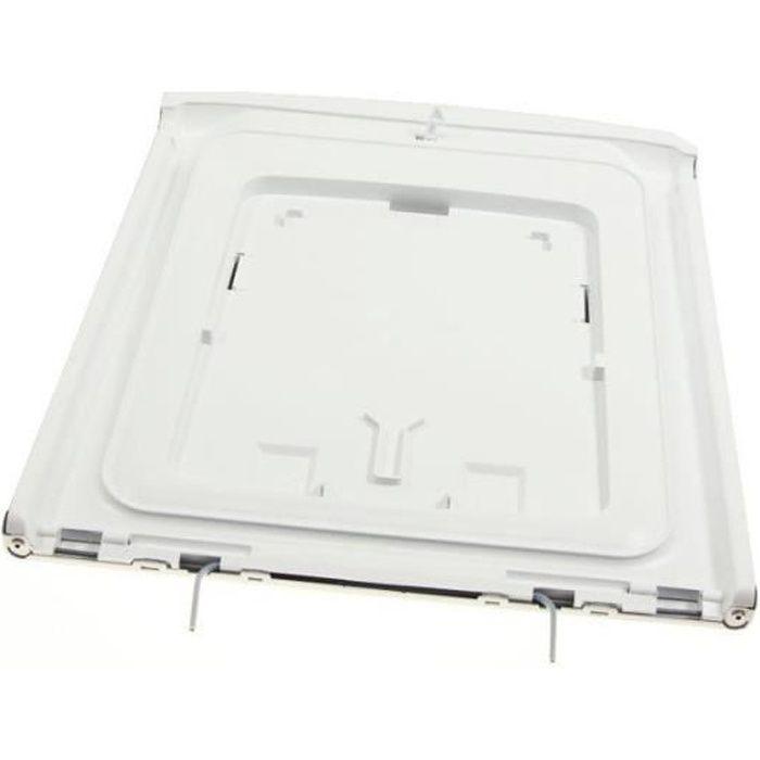 Kit couvercle complet - Lave-linge - INDESIT (54393)