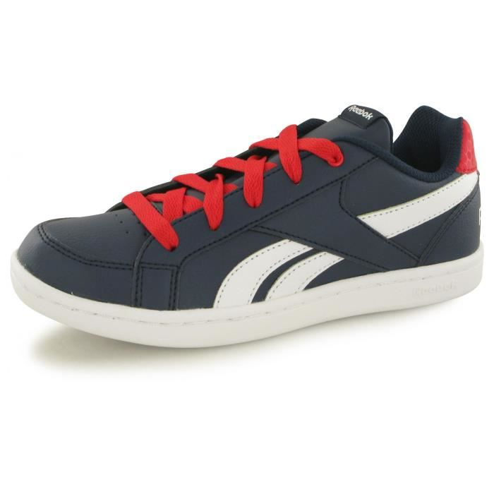 Reebok Royal Prime bleu, baskets mode enfant