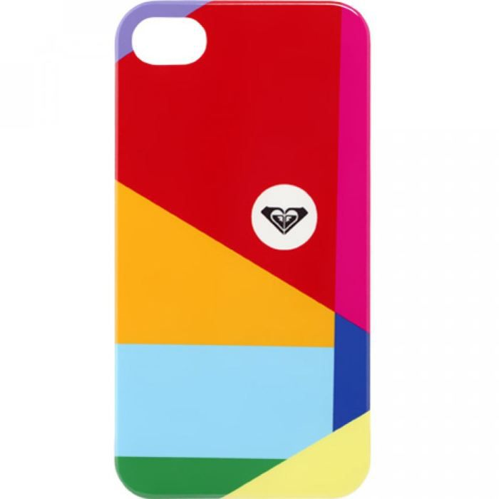 QUIKSILVER Coque pour Iphone 4 - Multicolors