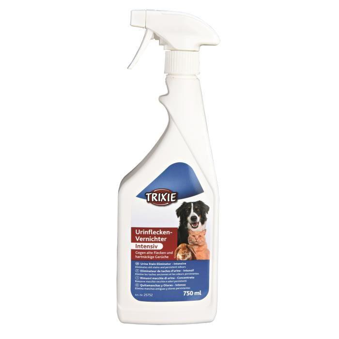 TRIXIE Eliminateur de tâche d'urine intensif - 750ml - Pour chien