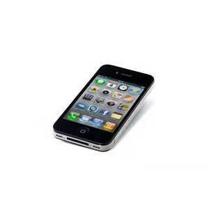 apple iphone 4 8go noir debloque achat smartphone pas. Black Bedroom Furniture Sets. Home Design Ideas