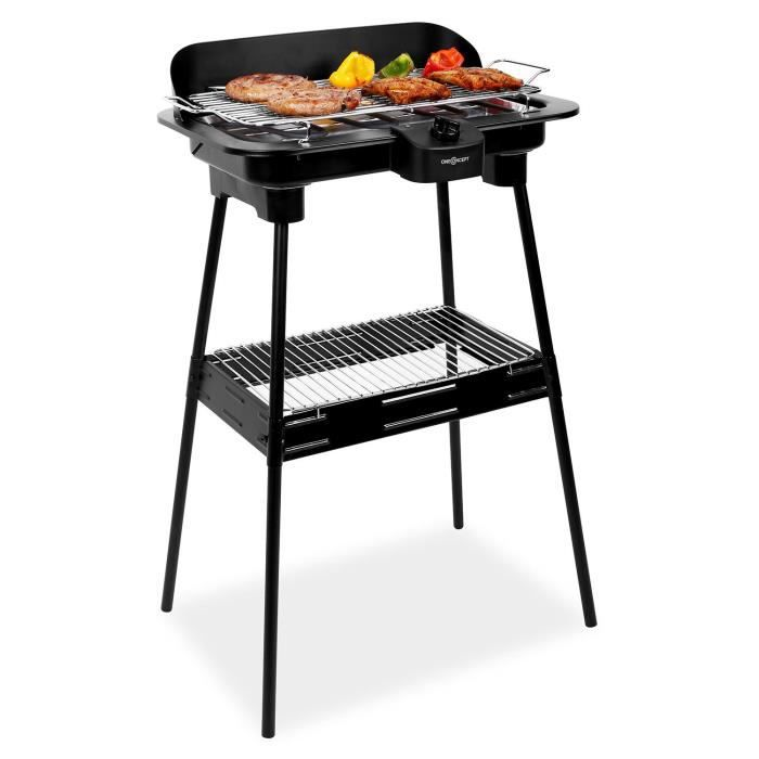 oneconcept t bone barbecue de table grill sur p achat. Black Bedroom Furniture Sets. Home Design Ideas