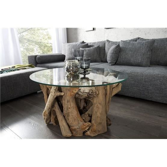 table basse design sebna naturel achat vente table basse table basse design sebna na. Black Bedroom Furniture Sets. Home Design Ideas