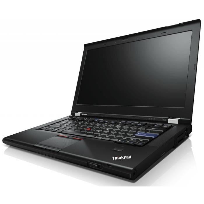 ORDINATEUR PORTABLE Lenovo ThinkPad T420 4Go 320Go