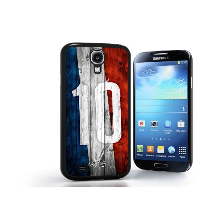 coque samsung galaxy s4 coupe du monde 2014 france achat. Black Bedroom Furniture Sets. Home Design Ideas