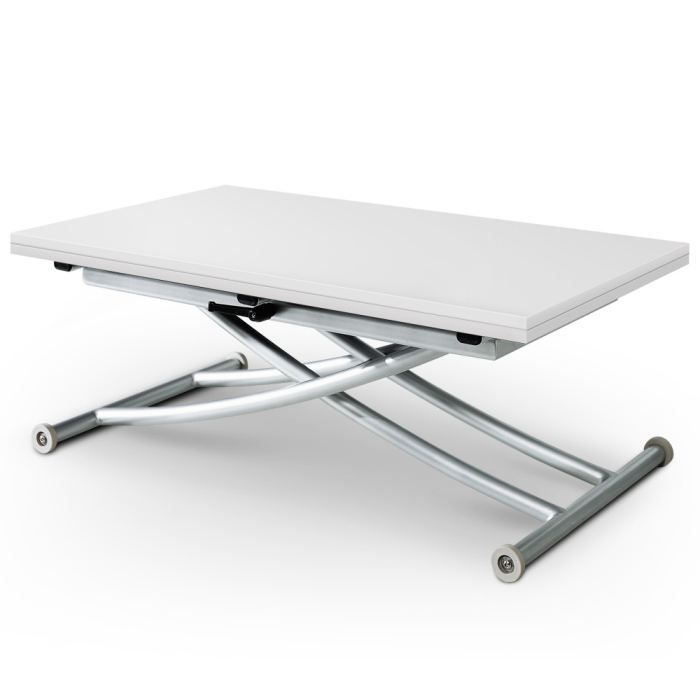 Table relevable extensible conforama - Table basse relevable extensible conforama ...