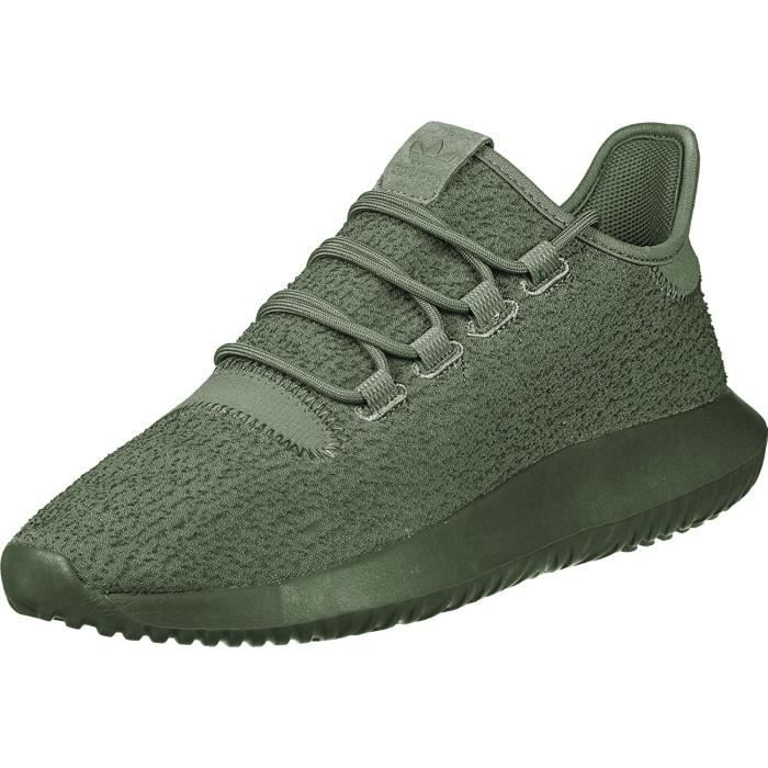 ADIDAS ORIGINALS Baskets Tubular Shadow - Homme - Vert