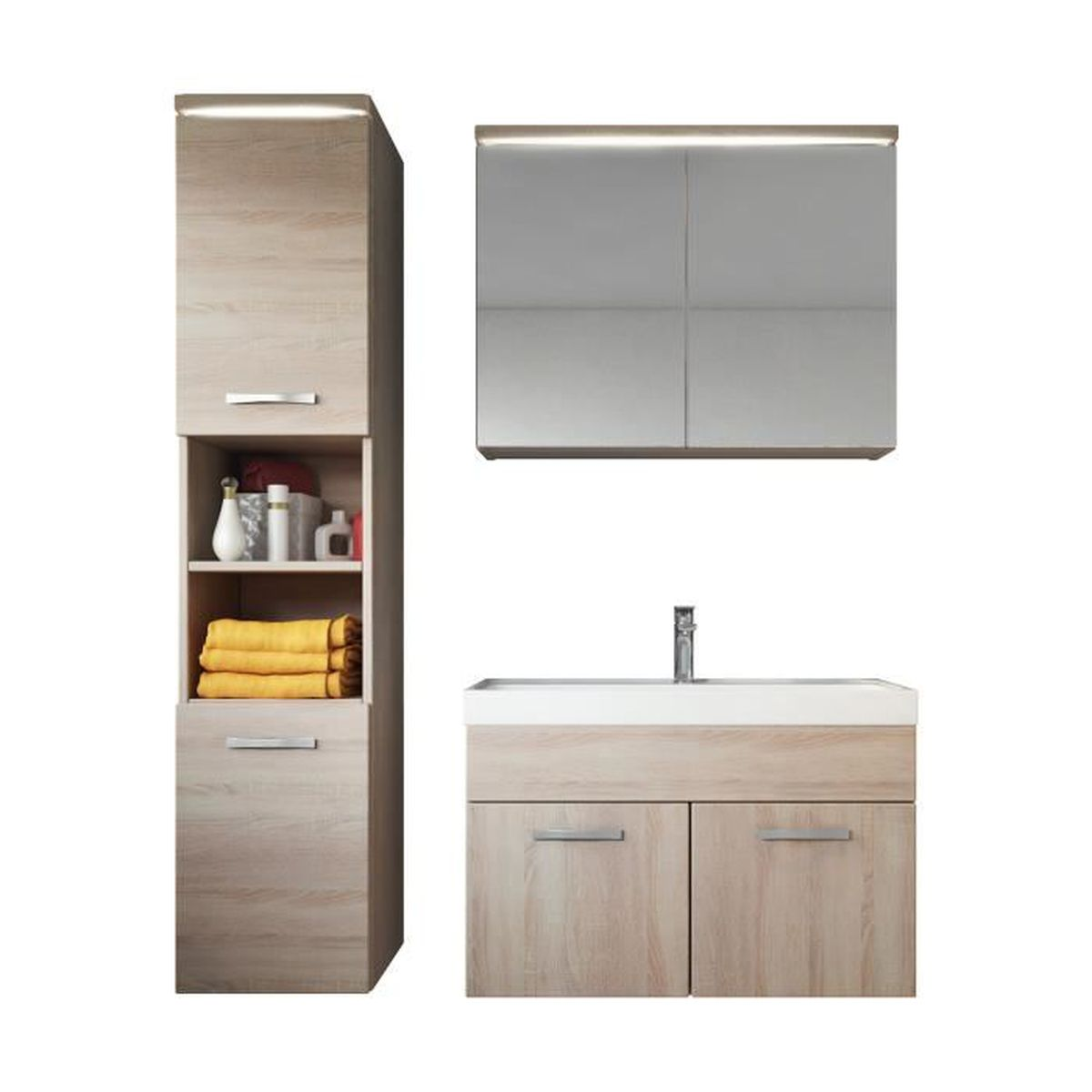 questions et r ponses meuble de salle de bain paso armoire de rangement meuble lavabo vier. Black Bedroom Furniture Sets. Home Design Ideas