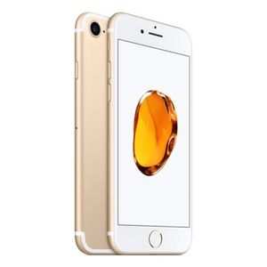 SMARTPHONE RECOND. IPhone 7 32Go Or Reconditionné