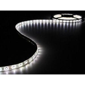 BANDE - RUBAN LED FLEXIBLE RUBAN GUIRLANDE 300 LED BLANC FROID AUTOC