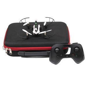 DRONE Noir Drone RC Accessoires de stockage sac à main c