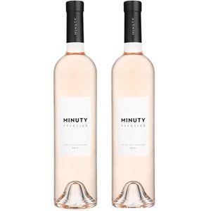 VIN ROUGE Lot de 2 Magnums de Château Minuty Prestige Rosé 2