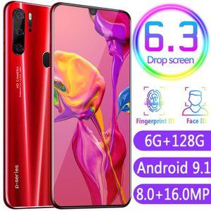 SMARTPHONE P35 Pro 6,3 pouces haute définition Reconnaissance