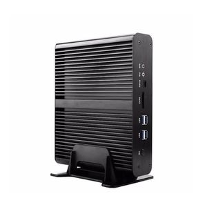 UNITÉ CENTRALE  Mini PC Fanless i7 4500u Ordinateur Windows 10 Lin