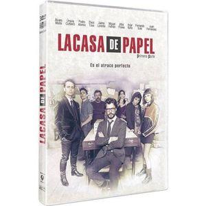 DVD FILM La casa de papel (Primera parte) (Importé d'Espagn