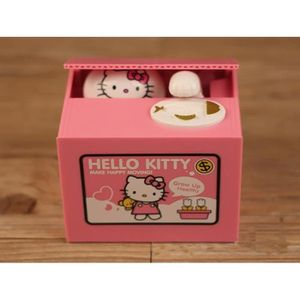 TIRELIRE Tirelire Coin Box-KT cat