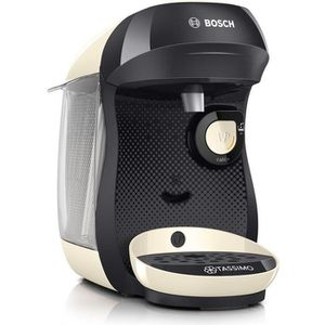 MACHINE À CAFÉ Bosch TASSIMO Happy + 20 EUR Coupons * Machine à c
