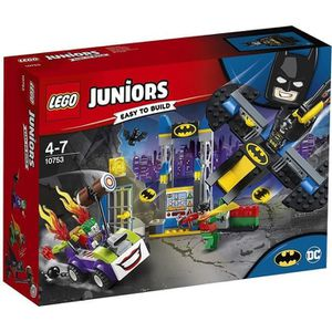 ASSEMBLAGE CONSTRUCTION LEGO® Juniors Batman 10753 - L'attaque du Joker™ d