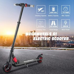 TROTTINETTE ELECTRIQUE Trottinette Electrique E-Scooter Patinette 23  km-