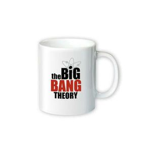BOL - MUG - MAZAGRAN Mug The Big Bang Theory - Logo The Big Bang Theory