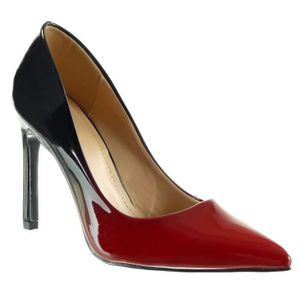 ESCARPIN Angkorly - Chaussure Mode Escarpin stiletto decoll