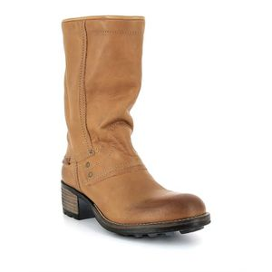 BOTTINE Bottines cuir PLDM by PALLADIUM CAPPER CMR Whiskey