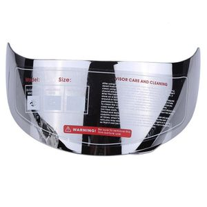 K4 Street 8 K4 Evo agv Visi/ère non original compatible miroir pour casque AGV K3 argent