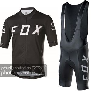 MAILLOT DE CYCLISME Fox Clothing Ascent Maillot de Cyclisme Manches Co