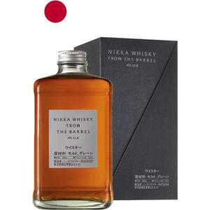 WHISKY BOURBON SCOTCH NIKKA From The Barrel