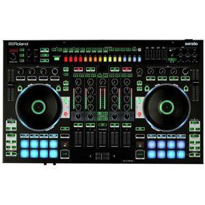 SURFACE DE CONTRÔLE ROLAND DJ-808 - Contrôleurs USB DJ