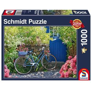 PUZZLE SCHMIDT and SPIELE  Puzzle Adulte Bout de campagne