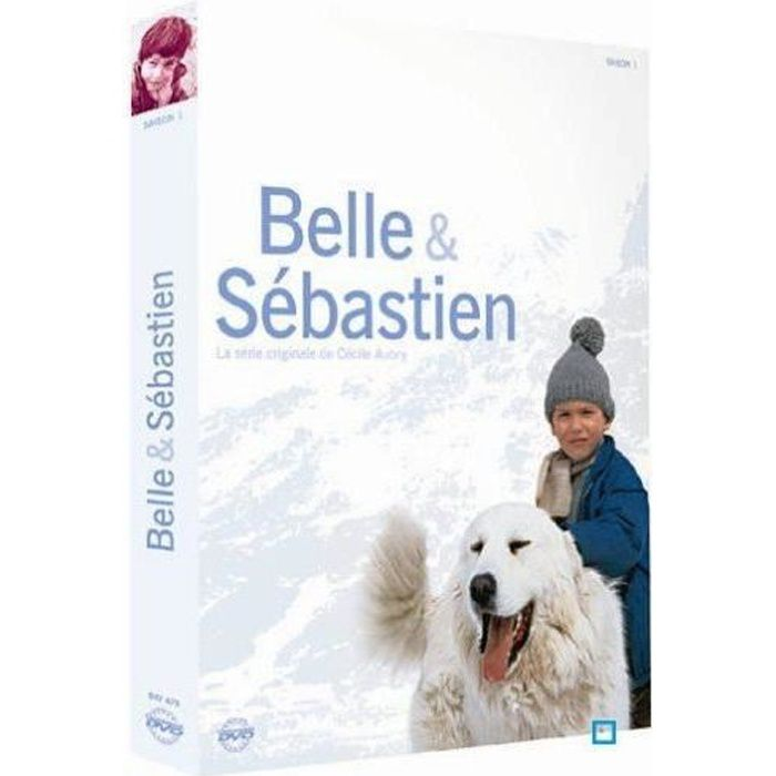 dvd belle et sebastien saison 1 en dvd s rie pas cher cdiscount. Black Bedroom Furniture Sets. Home Design Ideas