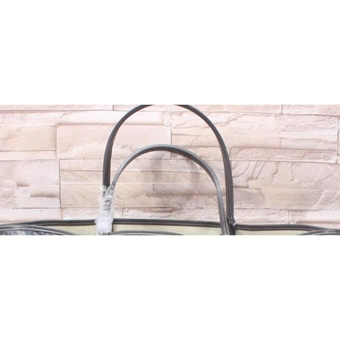 Sac femme goya sac à bandoulière fourre-tout petits pains sac mère sac à provisions simple - Modèle: Dark gray L 55cm - YSSTDA08430