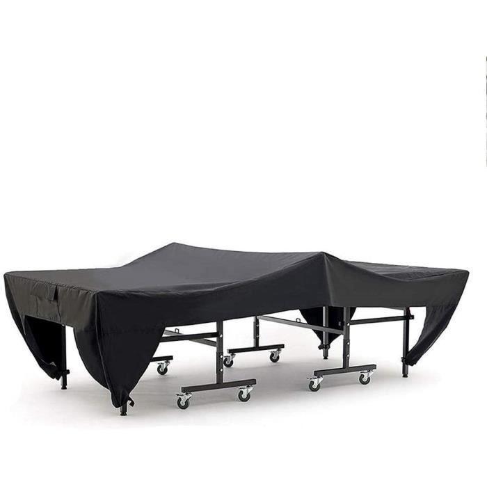 WHCL Couverture de Table Ping Pong, 210D Table de Tennis de Table de Tennis de Table Oxford Durable, Couverture de Tennis de T[137]