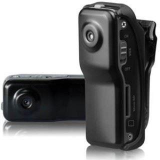 Mini camera DV MD80, sport, espion + accessoires