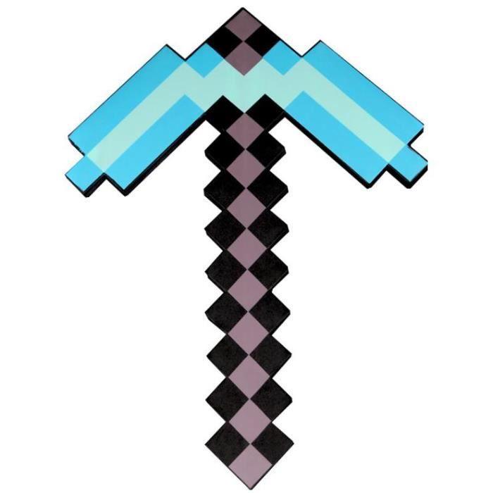 Minecraft jouet périphérique arme jouet virtuel en mousse EVA 21