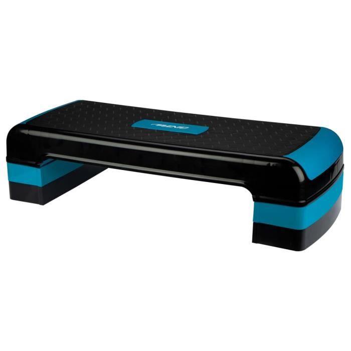 Step de fitness Stepper grand 79x29x20 cm Excellent ♫21518