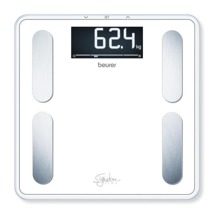 Beurer BF 400 BT Impédancemètre Signature Line - blanc